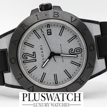 Bulgari DIAGONO MAGNESIUM 41MM GRIGIO CHIARO-LIGHT GREY 2092