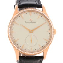 Jaeger-LeCoultre Master Control Rose Gold Diamond Watch Q1352502
