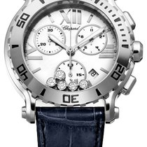 Chopard Happy Sport Chronograph Quartz 42mm 288499-3001-Blue