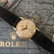 Rolex Precision Solid Gold 18KT Manual Winding