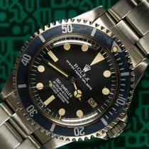 Rolex Sea-dweller 1665 rail dial box 1978