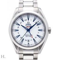 Omega Seamaster Aqua Terra 150 M GMT Good Planet