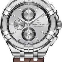 Maurice Lacroix AIKON AI1018-SS001-130-1 Herrenchronograph...