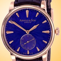 Arnold & Son HMS1 Royal Blue 1LCAP.U02A.C11A