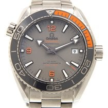 Omega Seamaster Stainless Steel Gray Automatic 215.90.44.21.99...
