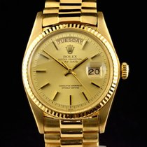 Rolex Day-Date President 18k gold ref 1803 from 1975