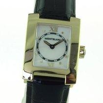 Montblanc Damen Uhr Lady Watch 750 Gold Ref. 7063 Profil Neu OVP