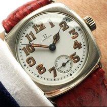 Omega Amazing Omega Military Vintage ww1 silver cased