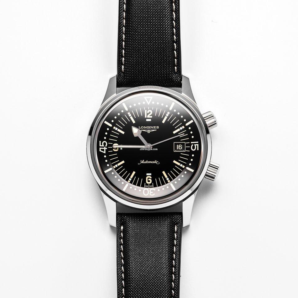 Longines Legend Diver NEW eladó 552 246 Ft Seller státuszú eladótól a  Chrono24-en 8ef7bb16a8