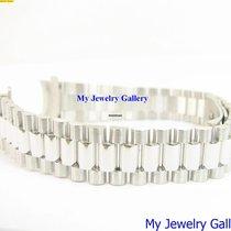 勞力士 (Rolex) Aftermarket 18k White Gold Bracelet Band for Ladie...