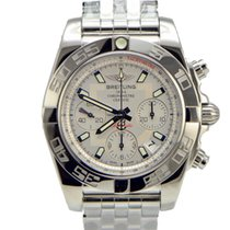 Breitling Chronomat 41 / Stainless Steel Silver Dial New