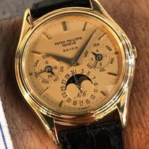 Patek Philippe 3940J with  Dore Dial