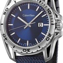 ck Calvin Klein Earth K5Y31UVN Herrenarmbanduhr Sehr Sportlich