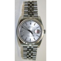 Rolex Datejust 116234 Stainless Steel Heavy Jubilee Band...