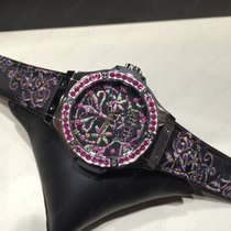 Hublot Big Bang Broderie Sugar Skull Steel 41 mm