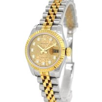 Rolex Oyster Perpetual Datejust 179173J, Jubilee Dial with...