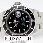 Rolex Submariner 16610 Ser . Z 2008 2853 NEVER POLISHED