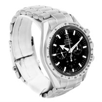 Omega Speedmaster Broad Arrow Chronograph Watch 3551.50.00