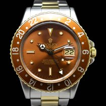 Rolex GMT Master 1675  Nipple Dial Rootbeer