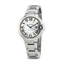 Cartier Ballon Bleu 33 mm  Automatic W6920071 Ladies WATCH