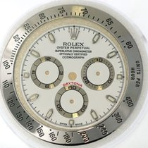 Rolex Daytona White Dial And Tachymeter Bezel