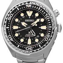 Seiko Herrenuhr Prospex Kinetic Diver, SUN019P1