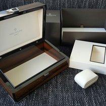 Patek Philippe Large Brown Wooden Watch Box