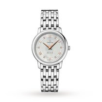 Omega DeVille Ladies Watch 424.10.27.60.55.001