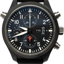 IWC Pilot Doppel Chronograph Top Gun Limited Edition 3799.01