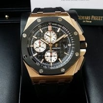 Audemars Piguet Royal Oak Offshore Rose Pink Gold Ceramic 44mm...