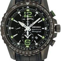 Seiko Sportura SNAE97P1 Herren Alarm Chronograph