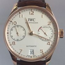 IWC Portugieser Automatik  7 Tage Ref. IW500701