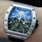 Richard Mille [LIKE-NEW] RM 004 Split Seconds Chrono Felipe...