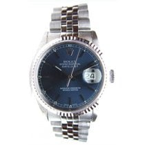 ロレックス (Rolex) Datejust Men's Stainless Steel Jubilee Band...