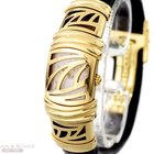 Ebel Shanta Quartz Ref-40100049 18k Yellow Gold Papers Bj-1997