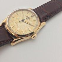 Rolex Ovettone  oro giallo 18kt
