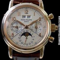 Patek Philippe 5004r 18k Rose Perpetual Calendar Split-seconds...