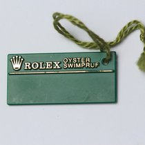 Rolex Hang Tag  Original