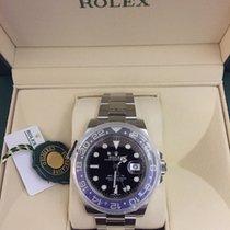 Rolex GMT-MASTER II BATMAN