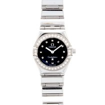Omega Constellation My Choice Mini Polished Steel 14655100