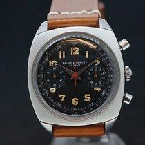 Baume & Mercier Military Chronograph Black Dial Great...