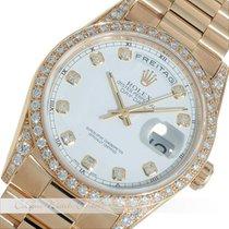 Rolex Day Date Gelbgold 18388