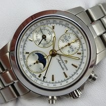 Maurice Lacroix Croneo Triple Date Moonphase Chronograph...
