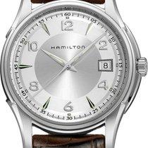 Hamilton Jazzmaster Gent Quartz H32411555 Herrenarmbanduhr...