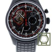 Zenith El Primero Chronomaster Bullit 45mm ceramic chronograph...