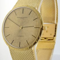 Vacheron Constantin Vintage 18k Yellow Gold Bracelet Watch...