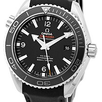 "Omega Seamaster ""Planet Ocean"" Strap Watch."