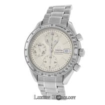 Omega Mens  Speedmaster 3513.30 Chronograph Steel Date 39MM