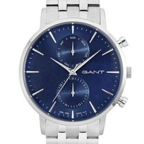 Gant W11206 Park Hill Day-Date Herren 44mm 5ATM