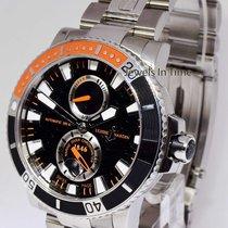 Ulysse Nardin NEW Maxi Marine Diver 45mm Bracelet Watch...